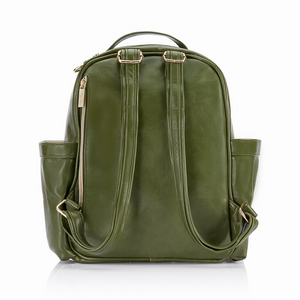Itzy Ritzy - NEW Olive Itzy Mini™ Diaper Bag Backpack