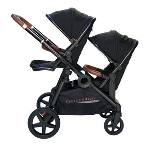 Venice Child - Package 3 - Maverick Stroller with Extra Toddler Seat