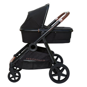 Venice Child - Package 2 - Maverick Stroller with Bassinet