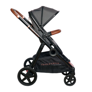 Venice Child - Package 1 - Maverick Single to Double Stroller