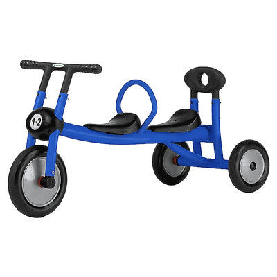 Italtrike Pilot 100 Push for Two Tricycle 100-03 -  Italtrike Tricycle - Nurzery.com - 1