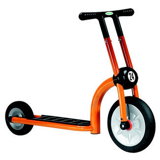 Italtrike Pilot 200 Two-Wheeled Scooter - Orange - 200-11 -  Italtrike Tricycle - Nurzery.com - 1