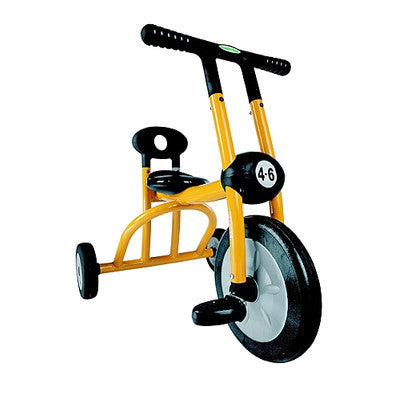 Italtrike Pilot 300 Series Tricycle - Yellow - 300-14 -  Italtrike Tricycle - Nurzery.com - 1