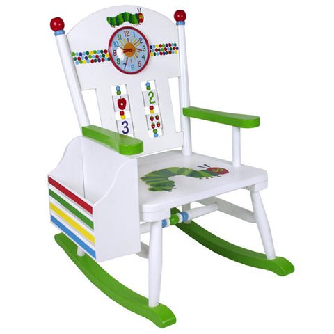 Levels of Discovery Very Hungry Caterpillar Rocker - R102 -  Levels of Discovery Furniture - Nurzery.com