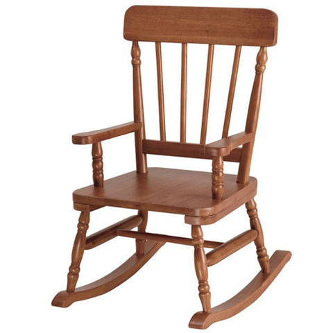 Levels of Discovery Maple Finish Rocker - RAB00051 -  Levels of Discovery Furniture - Nurzery.com