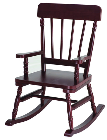 Levels of Discovery Cherry Finish Rocker - RAB00052 -  Levels of Discovery Furniture - Nurzery.com
