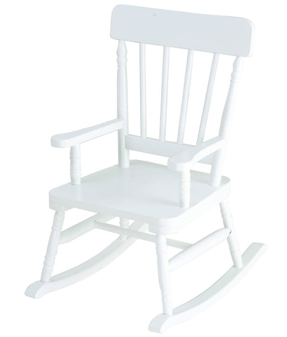 Levels of Discovery White Rocker - RAB00054 -  Levels of Discovery Furniture - Nurzery.com
