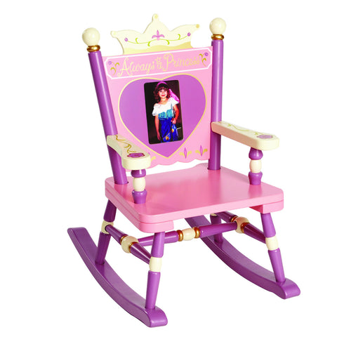 Levels of Discovery Princess Mini Rocker - RAB10003 -  Levels of Discovery Furniture - Nurzery.com - 1