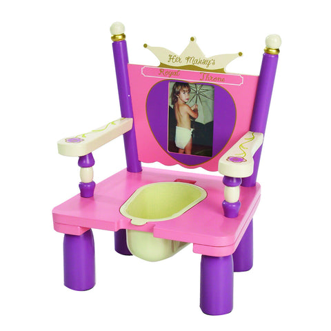 "Levels of Discovery Her Majesty's Throne ""Princess"" - RAB40001 -  Levels of Discovery Furniture - Nurzery.com"