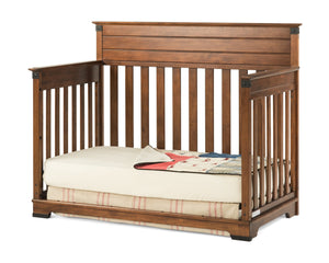 Child Craft Redmond Convertible Crib Coach Cherry F32801.06 -  Child Craft All Cribs - Nurzery.com - 5