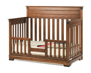 Child Craft Redmond Convertible Crib Coach Cherry F32801.06 -  Child Craft All Cribs - Nurzery.com - 6