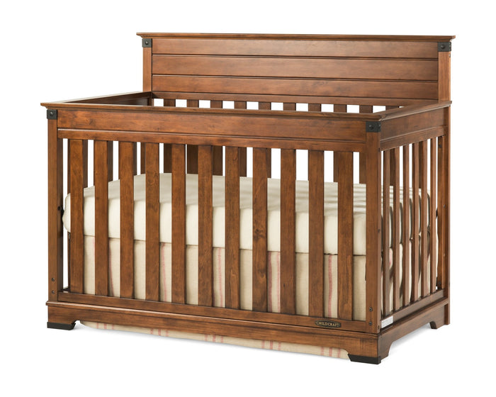Child Craft Redmond Convertible Crib Coach Cherry F32801.06