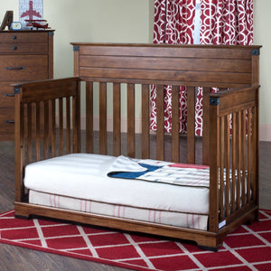 Child Craft Redmond Convertible Crib Coach Cherry F32801.06 -  Child Craft All Cribs - Nurzery.com - 3