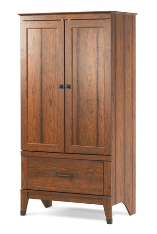 Child Craft Redmond Armoire Coach Cherry F02808.06 -  Child Craft Nursery Furniture - Nurzery.com - 1