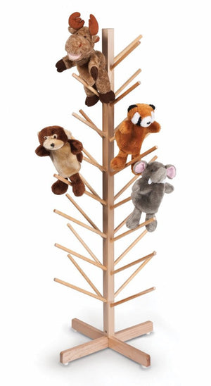 Whitney Brothers Puppet Tree WB0048 -  Whitney Bros Puppet Storage - Nurzery.com