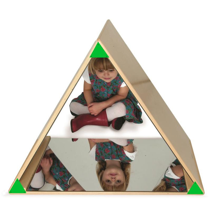 Whitney Brothers Triangle Mirror Tent WB0719