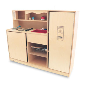 Whitney Brothers Preschool Kitchen Combo WB0770
