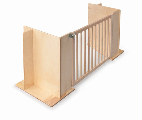 Whitney Brothers Room Divider Gate WB1114 -  Whitney Bros Toddler Play Area - Nurzery.com
