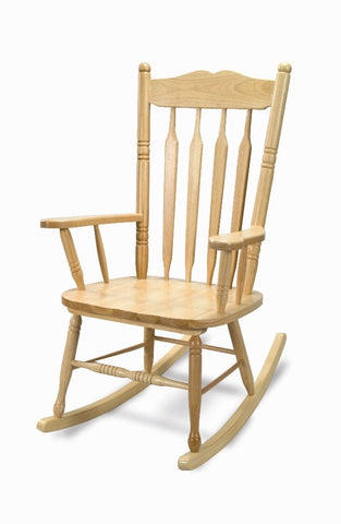 Whitney Brothers Adult Rocking Chair WB5536 -  Whitney Bros Adult Rocking Chair - Nurzery.com