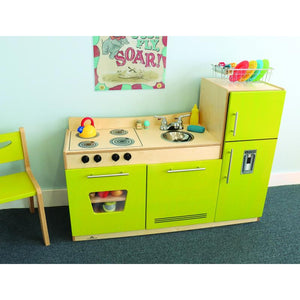 Whitney Brothers Contemporary Toddler Kitchen Combo - WB6475