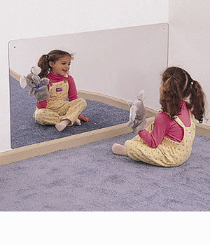Whitney Brothers Rectangular Mirror 48 x 24 WB6648 -  Whitney Bros Mirror - Nurzery.com