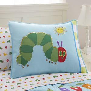 Olive Kids - The Very Hungry Caterpillar Cotton Comforter Set (Full) - 22450