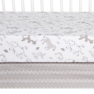Waverly Baby by Trend Lab® - Congo Line - 5 Piece Crib Bedding Set