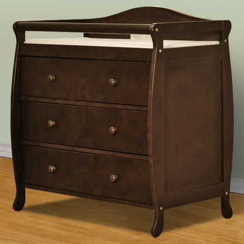 AFG Grace Changing Table - 3358 -  AFG Furniture International Nursery Furniture - Nurzery.com - 1