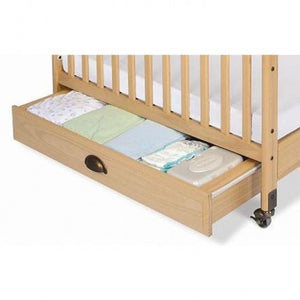 Foundations Compact Crib Drawer - fits Biltmore, Serenity & SafetyCraft cribs -  Foundations Nursery Accessories - Nurzery.com - 3