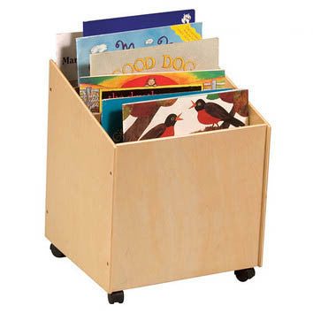 Guidecraft Big Book Storage Box - G6429 - Default Title Guidecraft Toys - Nurzery.com