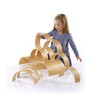 Guidecraft Arches and Tunnels - G6230 - Default Title Guidecraft Toys - Nurzery.com