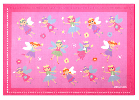 Olive Kids Fairy Princess 5x7 Rug - 615417