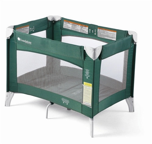 Foundations Ultra Portable Crib Playpen Nurzery Com