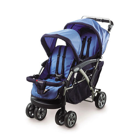 Foundations Duo Double Tandem Stroller -  Foundations Strollers - Nurzery.com - 1