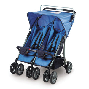 Foundations Duo SS Double Side by Side Stroller -  Foundations Strollers - Nurzery.com - 1