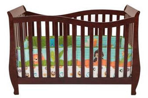 AFG Lorie 4-in-1 Convertible Crib - 209 -  AFG Furniture International All Cribs - Nurzery.com - 1