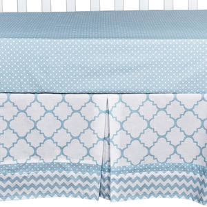 Trend Lab® - Blue Sky - 3 Piece Crib Bedding Set