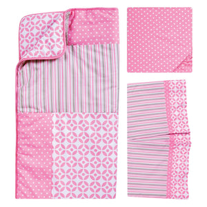 Trend Lab® - Lily - 3 Piece Crib Bedding Set