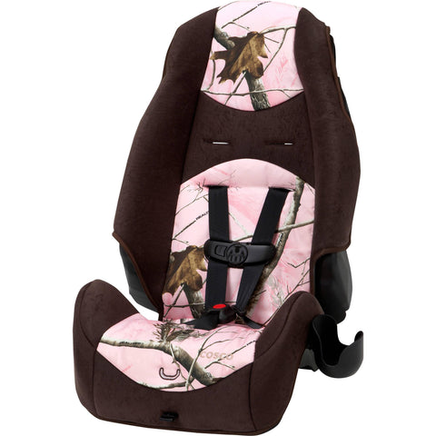 Cosco Highback 2 in 1 Booster Car Seat - Realtree Pink - BC112AYP -  Cosco Car Seats - Nurzery.com - 1