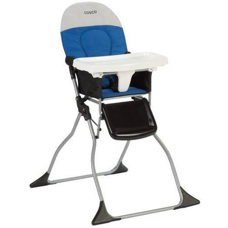 Cosco Simple Fold High Chair - Surf the Web - HC225DYH -  Cosco High Chairs & Boosters - Nurzery.com - 1