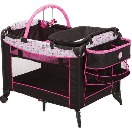 Disney Baby Minnie Mouse Sweet Wonder Play Yard Garden Delight PY375CZR -  Disney Play Yard - Nurzery.com