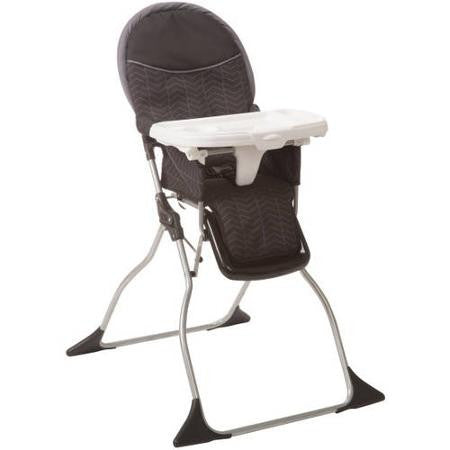 Cosco Simple Fold Deluxe High Chair - Black Arrows - HC227DFL -  Cosco High Chairs & Boosters - Nurzery.com - 1