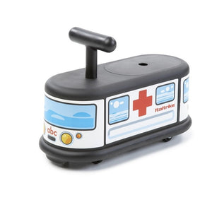 Italtrike La Cosa Ride-On Ambulance 2000AMB -  Italtrike Ride-On Toys - Nurzery.com - 1