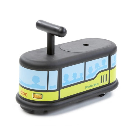 Italtrike La Cosa Ride-On School Bus 2000BUS -  Italtrike Ride-On Toys - Nurzery.com - 1