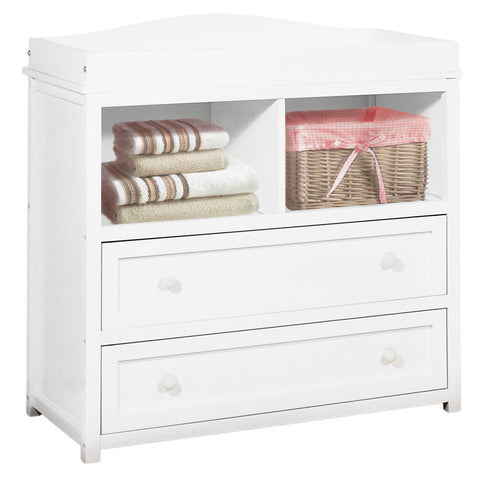 AFG Leila 2 Changing Table - 008 -  AFG Furniture International Nursery Furniture - Nurzery.com - 1