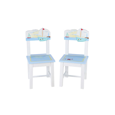 Guidecraft Sailing Extra Chairs (Set of 2) - G88203 - Default Title Guidecraft Toys - Nurzery.com