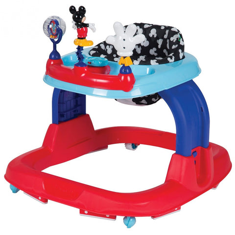Disney Ready Set Walk! Walker - Mickey Silhouette - WA083CLV -  Disney Walkers - Nurzery.com - 1