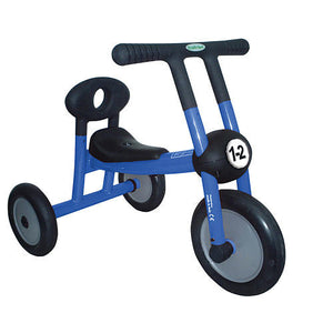 Italtrike Blue 1 Seat Walker Ride-On Toy 100-01 -  Italtrike Ride-On Toys - Nurzery.com - 1