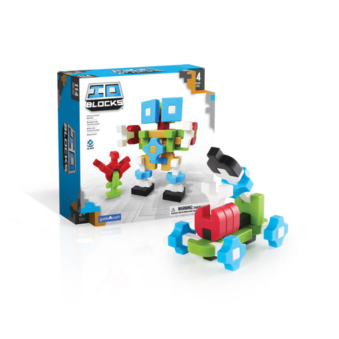 Guidecraft IO Blocks™ 114 Piece Set - G9601 - Default Title Guidecraft Toys - Nurzery.com