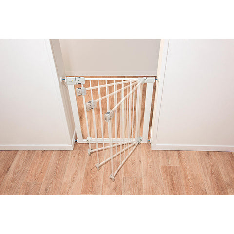 Safety 1st Auto Close Walk-Thru Gate - GA099WHO1 -  Safety 1st Baby Gate - Nurzery.com - 1